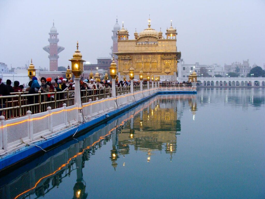 Taxi Service For Amritsar